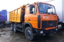 Самосвал  МАЗ  20 т, 1500 руб/ч, от 3 ч.