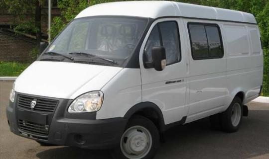 ГАЗ-32217 , 350 руб/ч от 2 ч.